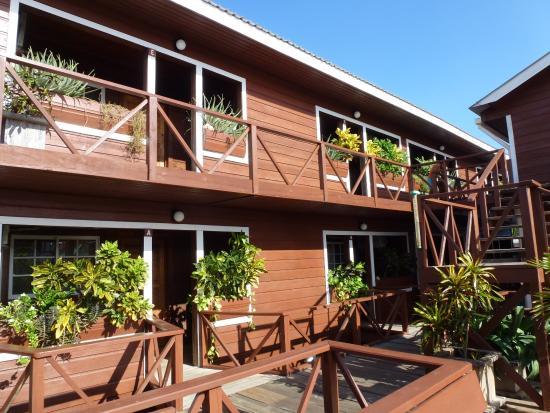 Utila Lodge: Guest rooms