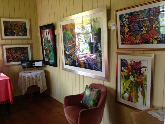 Gallery in the Corridor