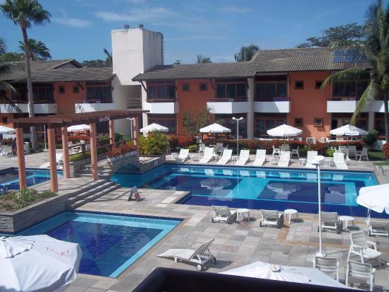 Porto Das Naus Praia Hotel: piscina