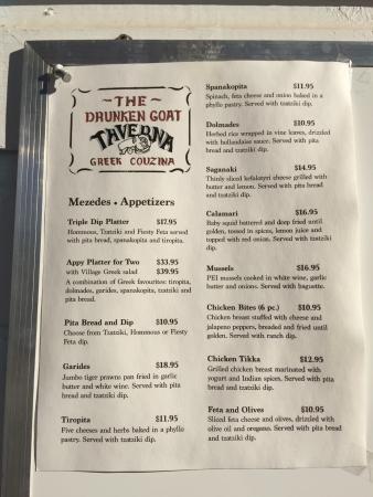 The Drunken Goat Taverna : photo1.jpg