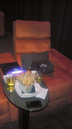 ipic theaters vip treatment