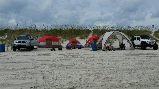 Carolina Beach, Carolina del Norte: Freeman Park
