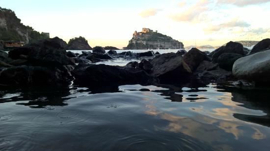 Da Maria: естественный термальный бассейн