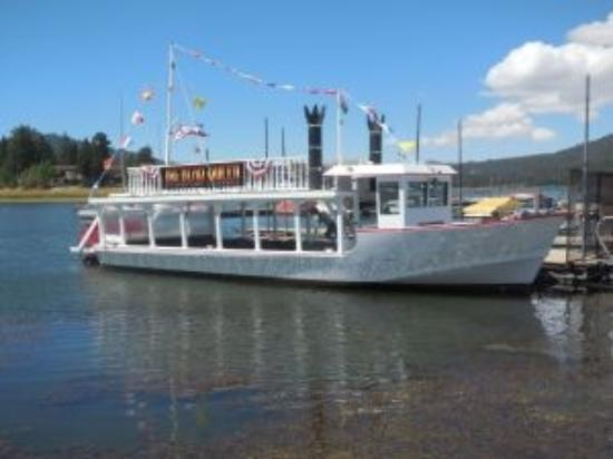 Big Bear Queen Lake Tours: Big Bear Queen