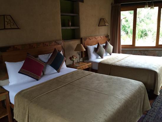 Willka T'ika: Luxury Single Room