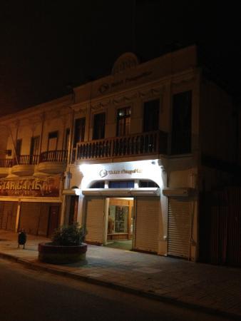 Tocopilla, ชิลี: Fachada del Hotel Pampamar