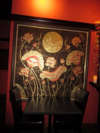 Sookjai Thai Restaurant : Decor
