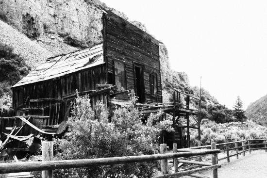 Challis, ID: Bayhorse Ghost Town