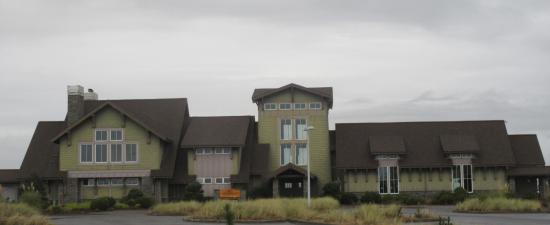 Florença, OR: Club House, Sandpines Golf Course, Florence, Oregon