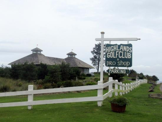 The Highlands Golf Club, Gearhart, Oregon