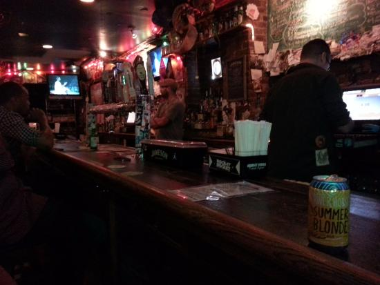 Shenanigan's Irish Pub & Grill: Lucky 7 Tavern, 322 2nd St, Jersey City, NJ