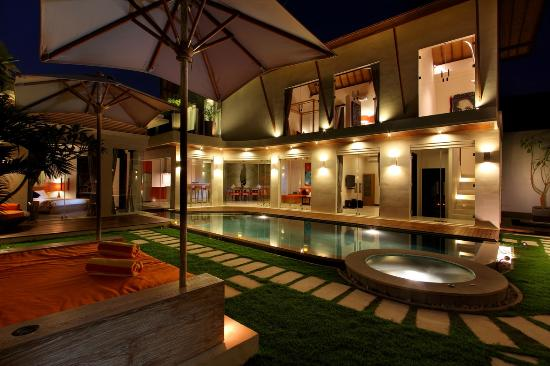 K Villas Seminyak: Swimming Pool