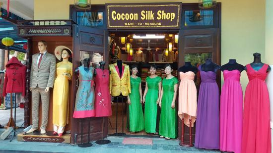 Hoi An Cocoon Silk