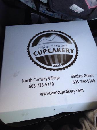 Best cupcake in North Conway