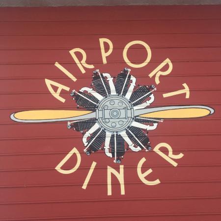 Hangar Hotel: Airport Diner