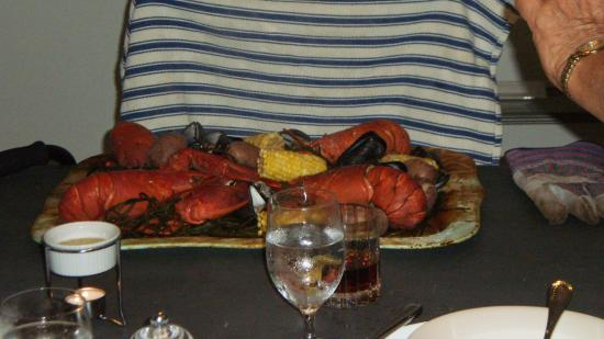 Southport Island, ME: Lobster Bake