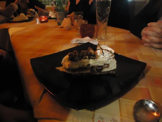 Padiham, UK: Chocolate Dough cake