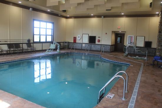 Indoor Pool Picture Of Wyndham Smoky Mountains Sevierville Tripadvisor
