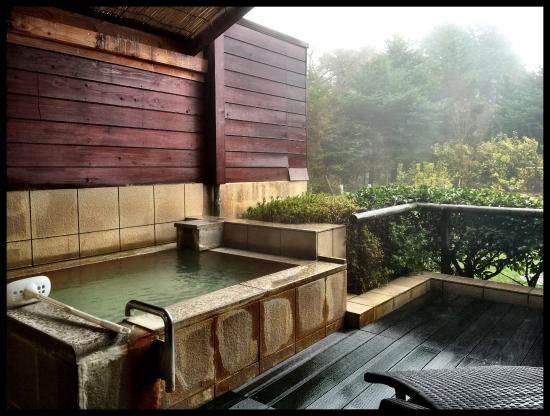 Hakone Hotel With Private Onsen In Room