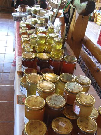 Slunj, Kroatien: Beautiful honey