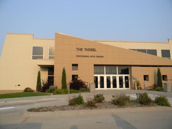 The Tassel Performing Arts Center, Holdrege, Nebraska