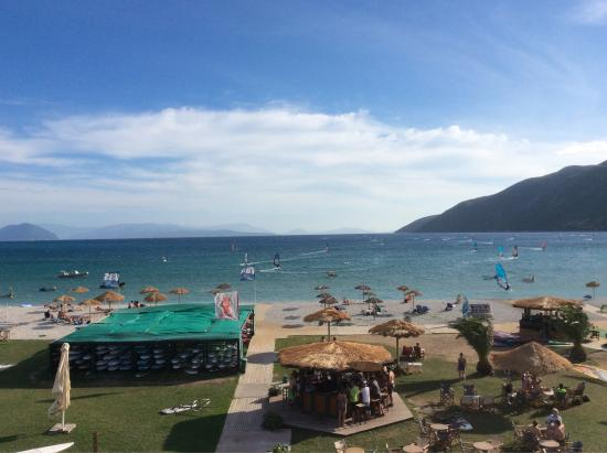 Club Vassiliki: Room with a view!!
