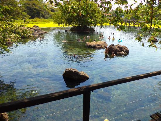 Lagoa Santa, GO: Águas transparentes!