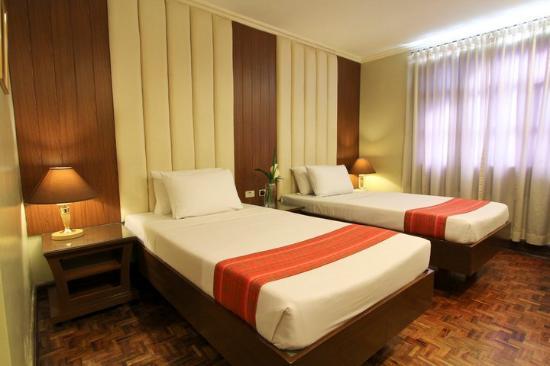 Hotel La Corona de Lipa: Suite Twin Room