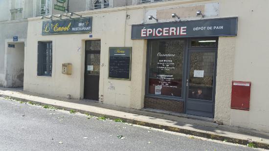 Genneteil, Frankrig: L'envol