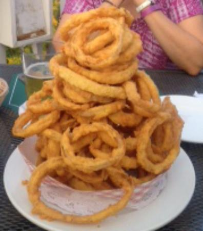 Clancy S Onion Rings
