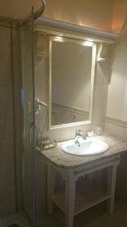 Hotel Masovia: Łazienka