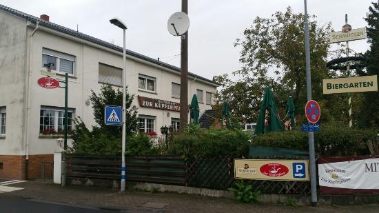 Kupferpfanne picture of kupferpfanne egelsbach for Egelsbach mobel