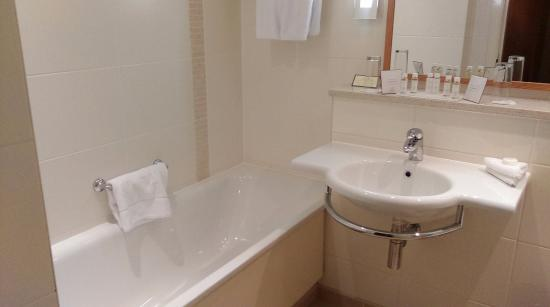 Bathroom with separate bath shower picture of the for Best bathrooms dublin