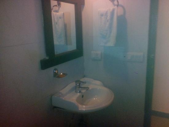 Hotel Amrit Villa: Restroom 2