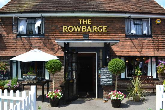 The Rowbarge Hotel and Restaurant  Woking