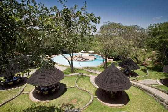 Tarangire Sopa Lodge : Overview