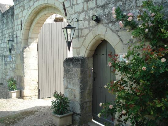 Cravant-les-Coteaux, ฝรั่งเศส: Entrée