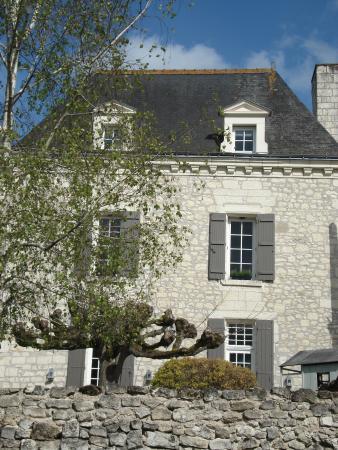 Cravant-les-Coteaux, ฝรั่งเศส: Maison