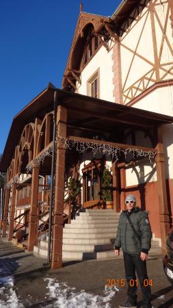 Paradfurdo, Hongaria: A bejárat