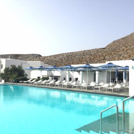 Anemi Hotel: pool area