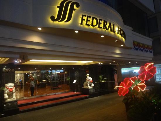 Deluxe Spa Federal Hotel Kuala Lumpur