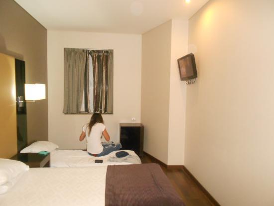Turim Restauradores Hotel: room 124