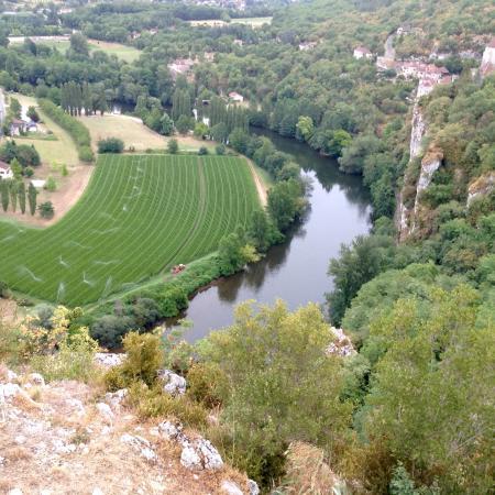 Fajoles, Francia: Dom