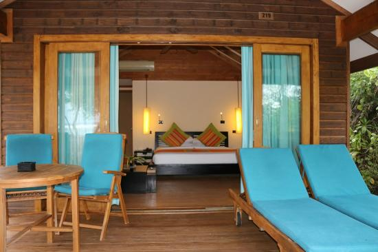 Canareef Resort Maldives: Sunrise Villas