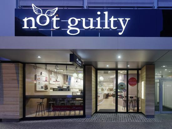 Photo of Restaurant not guilty Stauffacher at Badenerstrasse 29, Zurich 8004, Switzerland