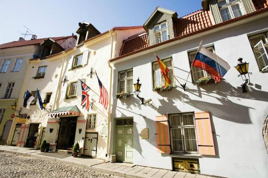 Hotel Schlossle Updated 2018 Prices Reviews Tallinn Estonia Tripadvisor