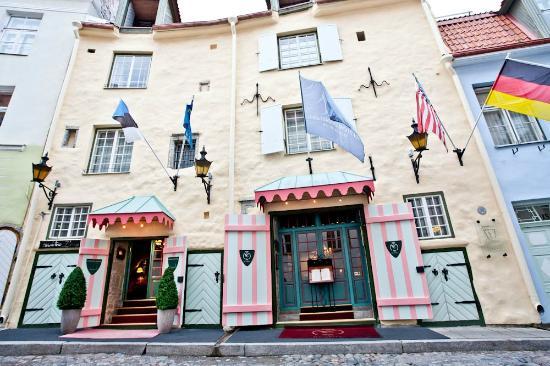 Hotel Schlossle: Facade