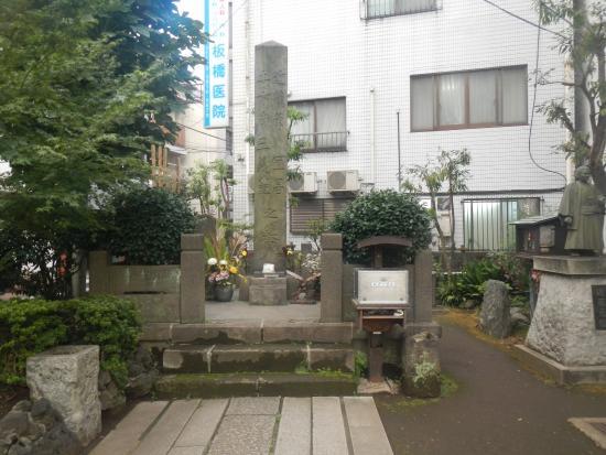 Isami Kondo Tomb: 近藤勇と土方歳三の墓