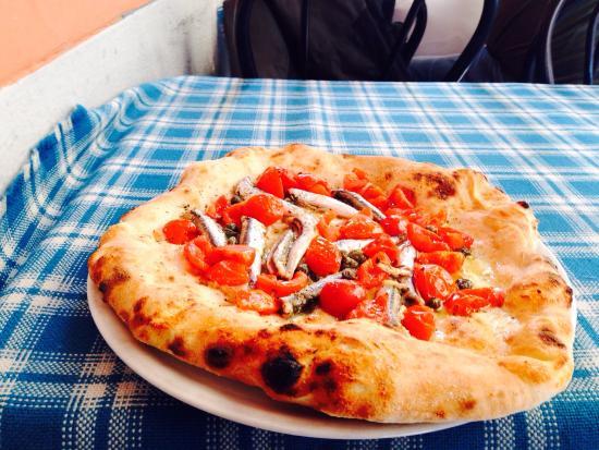 Pizzeria O Masto: Pizza pizza pizza!!!!!