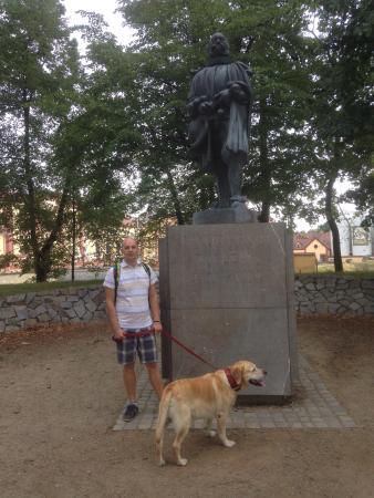 Monument of Jakub Krcin: photo0.jpg